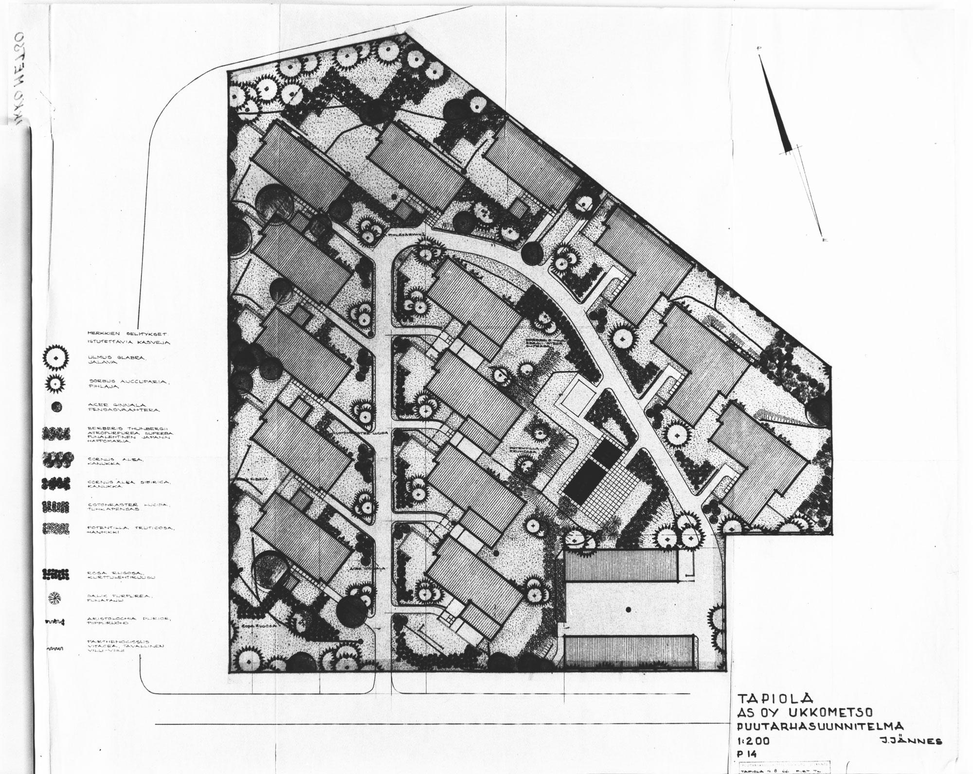Housing company Ukkometso: Tapiola, Jussi Jännes